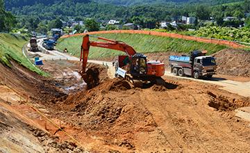 土木工事の画像