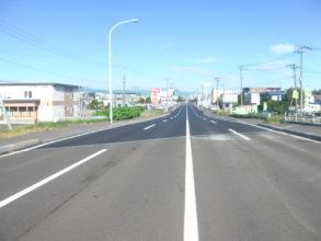 市債務負担行為 道道大麻東雁来線 (東川下67号線~東川下44号線間)舗装路面改良工事